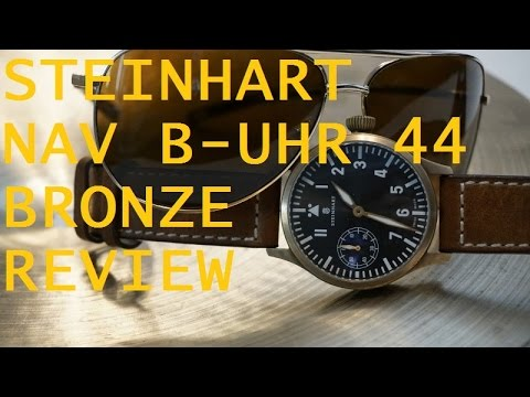 Steinhart Nav B-Uhr