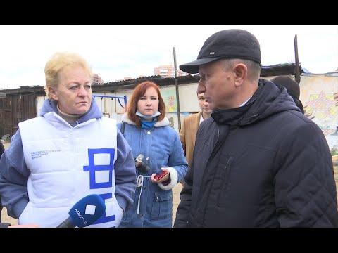 Координатор ОНФ о благоустройстве Улан-Удэ: «Я хочу видеть здесь деньги, которые получил подрядчик»