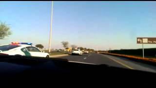 Dubai Police Luxury Cars- Audi R8 - Ferrari - Mclaren سيارات شرطة دبي الفارهة