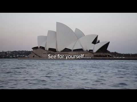 An Inside Look at the Sydney Opera House