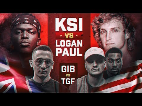 CALLING OUT TGFBRO!!!  ( KSI VS LOGAN PAUL )