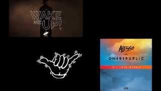 Avicii vs Alesso - Wake Me Up If I Lose Myself (HangLoose Original Mashup)