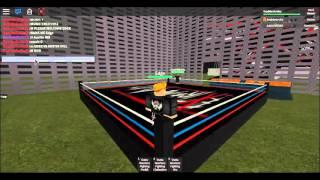 Roblox ONF Edge vs Austin Hill