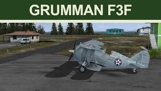 FSX F3F Flying Barrel   VATSIM   Aircraft by Aeroplane Heaven