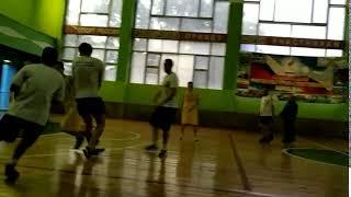 Баскетбол, вечерняя лига Видео В Севостьянова 3