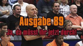 NINERS360 Ausgabe 89 - Ja, da müsst ihr jetzt durch! | NINERS Chemnitz vs. SC Jena - 55:85