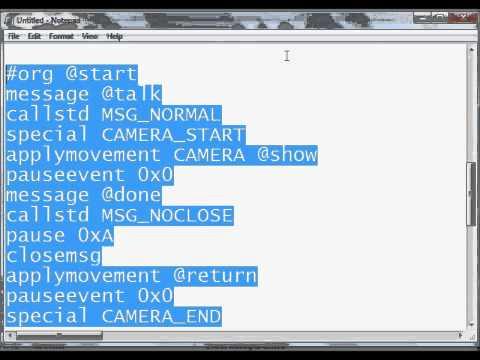 PKSV tutorial Part 4 (cont.) - Green Script Boxes