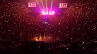 Bruno Mars at the T-Mobile Arena Las Vegas