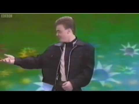 "Kurtis Rush (aka Gary Barlow) - ""Love is in the air"""