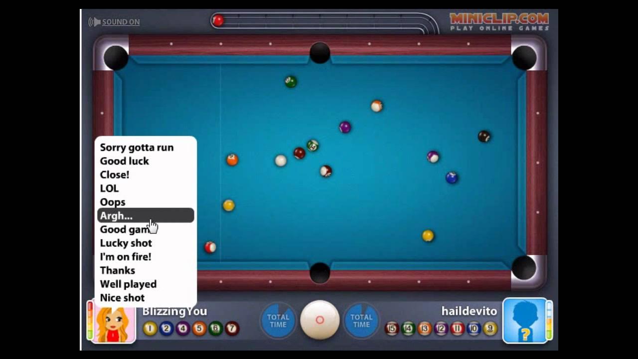 8 Ball Pool Multiplayer - GrandMaster - YouTube