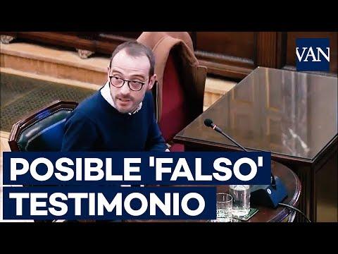El fiscal pide investigar por falso testimonio al responsable de Difusión con Puigdemont