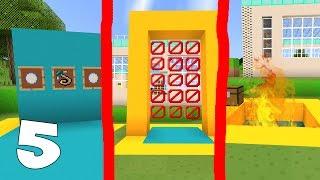 5 ТРЮКОВ, БАГОВ  для Minecraft PE 1.1.4
