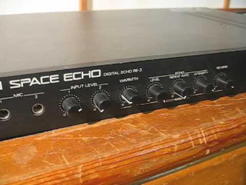 ROLAND RE-3 digital space echo