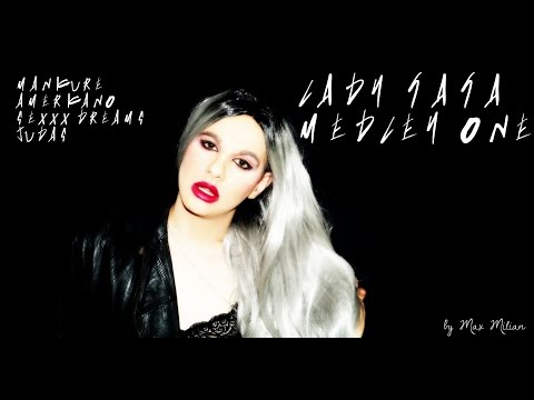 LADY GAGA MEDLEY - PART ONE (Max Milian Cover)