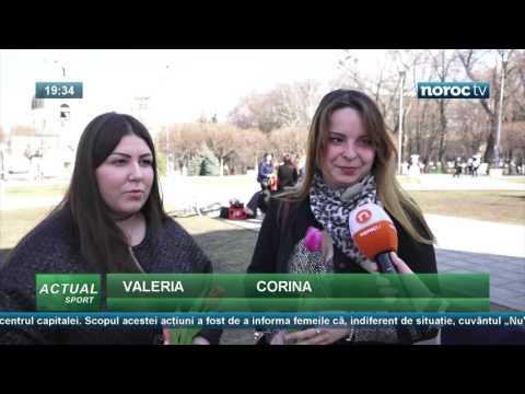 #ACTUAL SPORT MOLDOVA, cu Mihai Burciu // 8 martie 2017