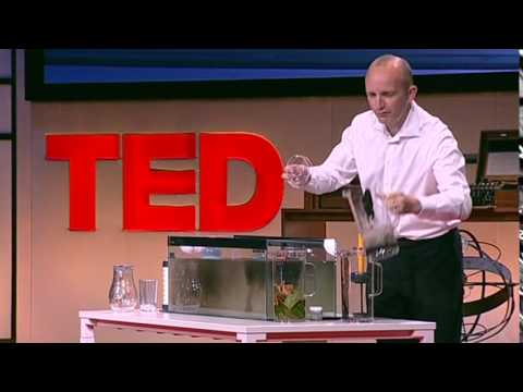 Michael Pritchard How to make filthy water drinkable