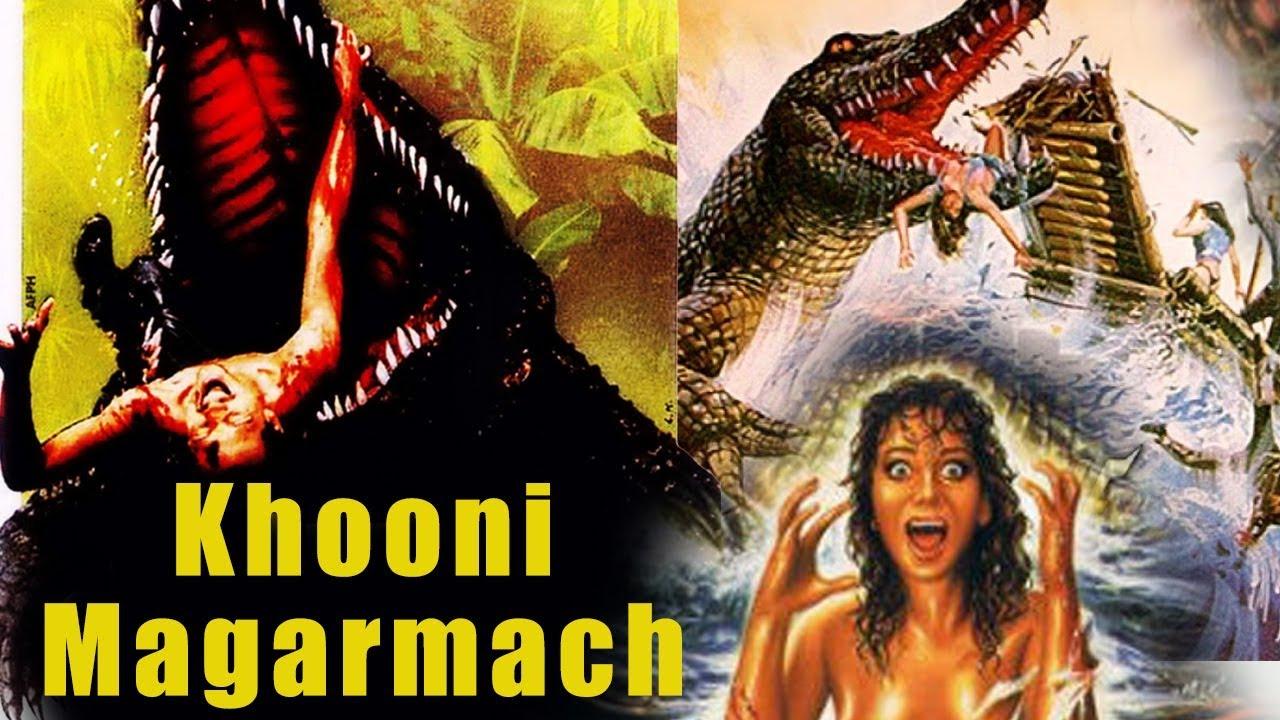 Khooni Magarmach (1989) | Killer Crocodile |  Hindi Dubbed | Fabrizio De Angelis, Dardano Sacchetti