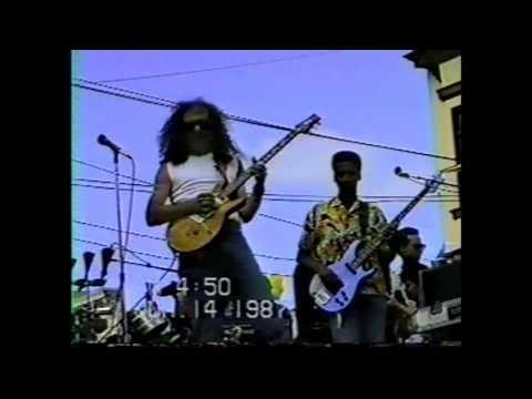 Santana, June 14. 1987, San Francisco