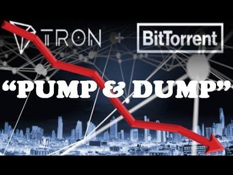 BITTORRENT (BTT) - A BIG PUMP AND DUMP?
