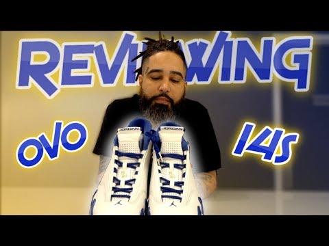 Unreleased Jordan x OVO 14 God's Plan (Reviewing Drake's last signature shoe with Jordan Brand)