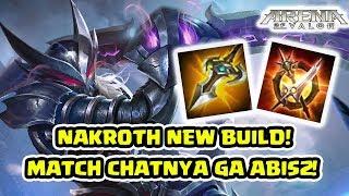 Video Nakroth Build Baru! Permainan Penuh Cocoteh! Ancor Minah - Arena of Valor AOV download MP3, 3GP, MP4, WEBM, AVI, FLV Oktober 2017