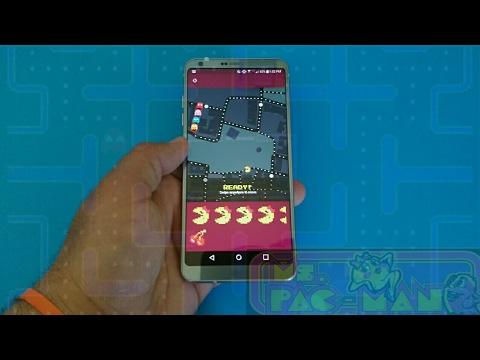 Play Ms.Pac-Man On Google Maps