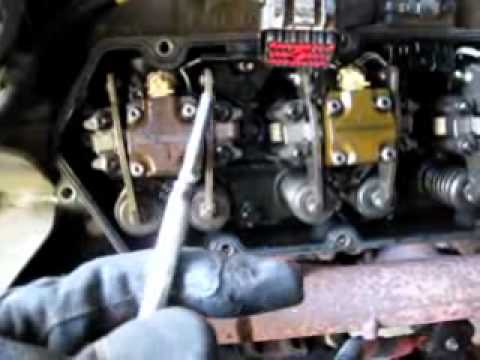 Glow Plug Wiring Diagram 7 3 Origami Motorcycle Change Replace Plugs On Ford F-250 Diesel - Youtube