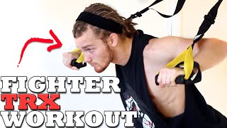 MMA TRX Workout for Functional Training & Conditioning