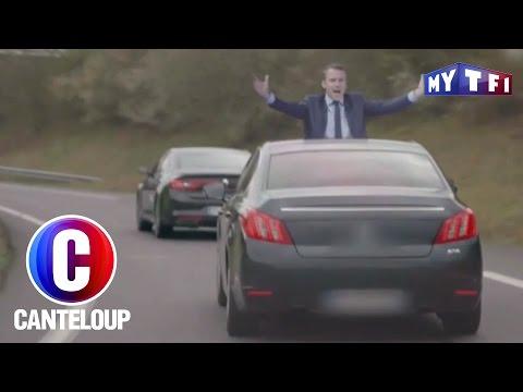 C'est Canteloup du 20 décembre 2016 - Macron part en vrille !