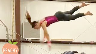 [30 Minutes] Girls That Can't Fly   Crazy Fails   Funny Dance Girl Moments