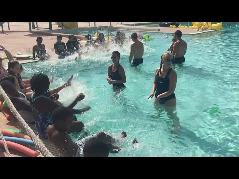 Pools in the Tampa Bay area aim to break world record