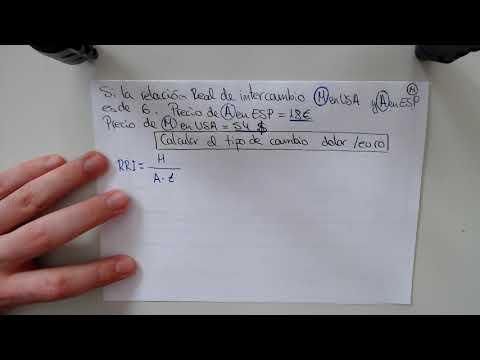 calcular-el-tipo-de-cambio-(dolar/euro)-|-macroeconomia