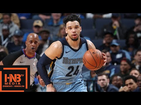 Detroit Pistons vs Memphis Grizzlies Full Game Highlights / April 8 / 2017-18 NBA Season