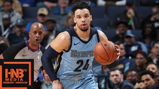 Detroit Pistons vs Memphis Grizzlies Full Game Highlights / April 8 / 2017-18 NBA Season