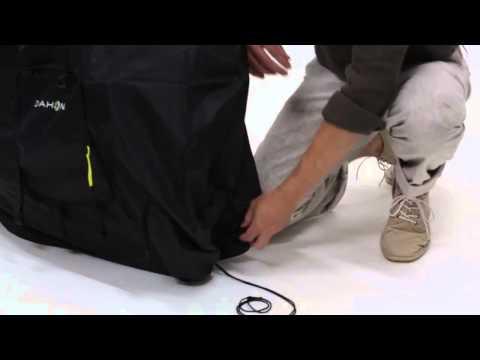 Съемная сумка для хранения и птранспортировки вашего складного велосипеда DAHON