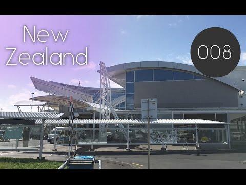 NZ[008] Auckland International Airport Arriving | オークランド空港 2016/10/13