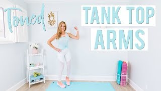 Toned Tank Top Arms | Best Upper Body Exercises