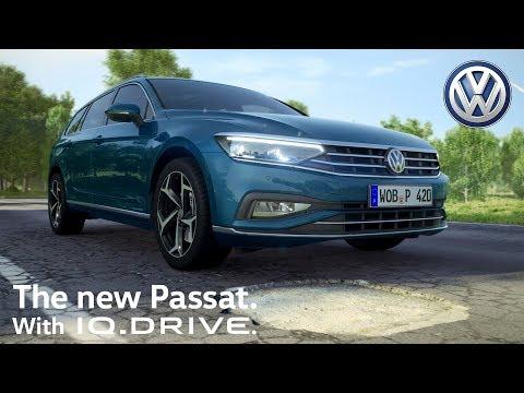 2020 Volkswagen Passat IQ. Drive DCC Adaptive Chassis Control
