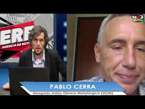 Pablo Cerra: La industria venía de otra pandemia
