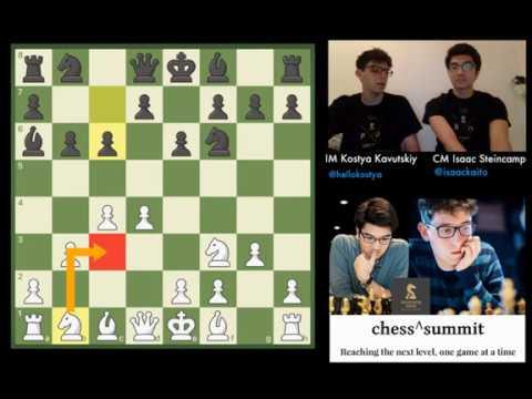 Kostya & Isaac: Reykjavik Open Round 10 - The Closer