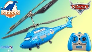 disney cars helicoptre dinoco rotor turbosky irc tlcommand franais 4k les bagnoles jouet toys