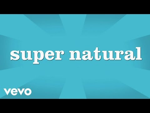 The Nick Hexum Quintet - Super Natural (Lyric Video)