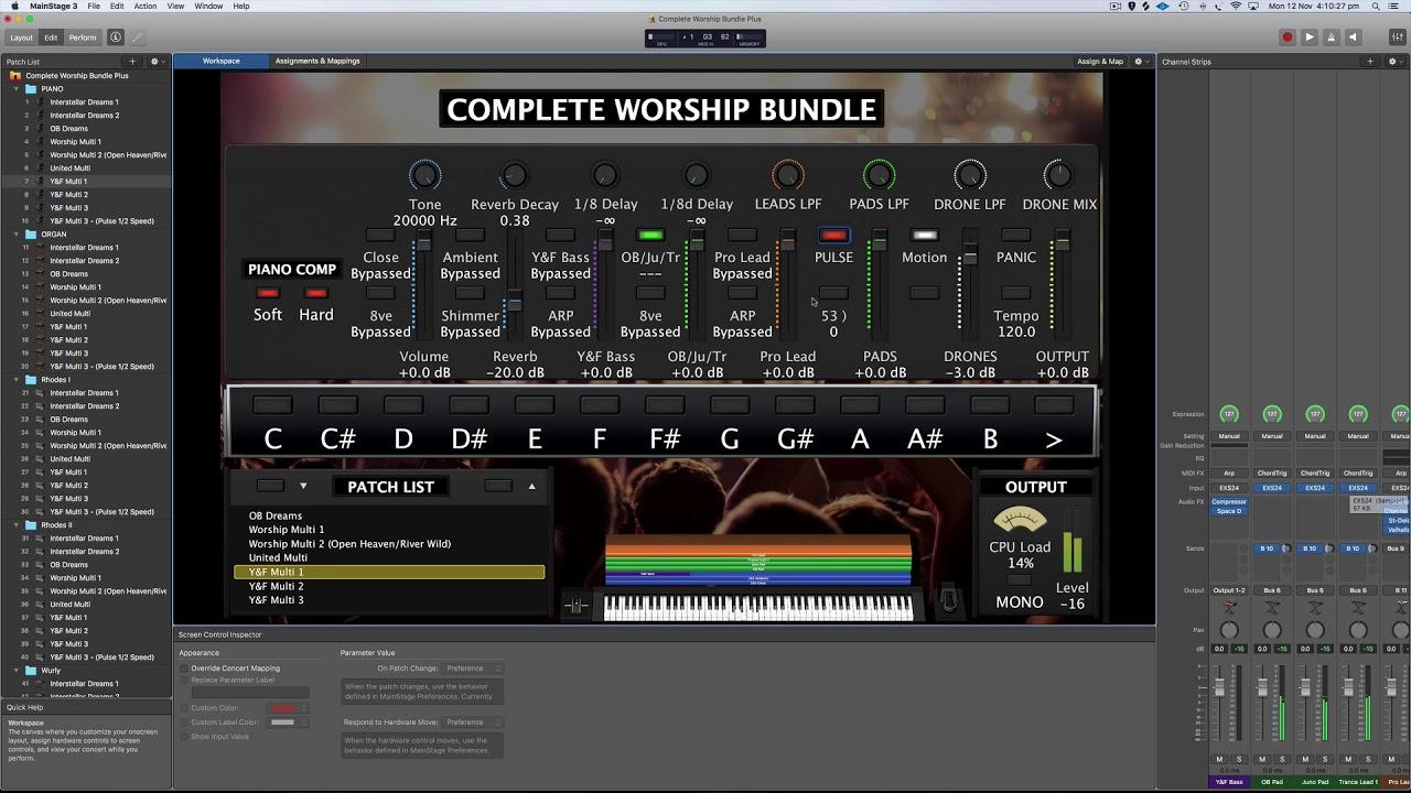 Download Pulse Button - Complete Worship Bundle