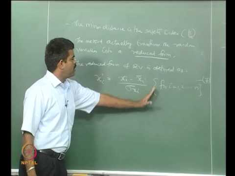 Mod-03 Lec-08 FOSM and AFOSM methods of Reliability
