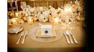 Ideas elegantes de la boda