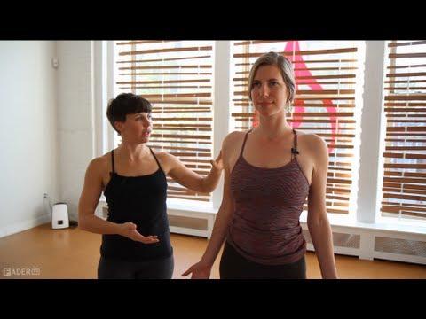 How To Do a Sun Salutation with Moksha Yoga - How To (Episode 2)