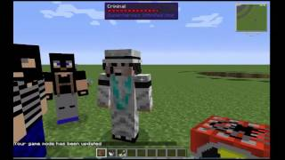 Minecraft:Modpack de Minecraft o Filme.