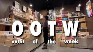 TUẦN QUA TRANG MẶC GÌ | OUTFIT OF THE WEEK | TIPS PHỐI ĐỒ CHO MÙA THU ĐÔNG | my20s 🦦