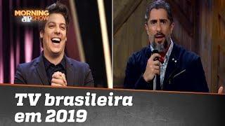 O que esperar da teve brasileira em 2019