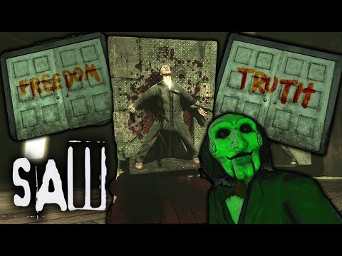 THE FINAL TRAP... THE FINAL CHOICE!! | Saw | ENDING